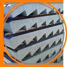 Железобетонные лестницы АльфаЦем